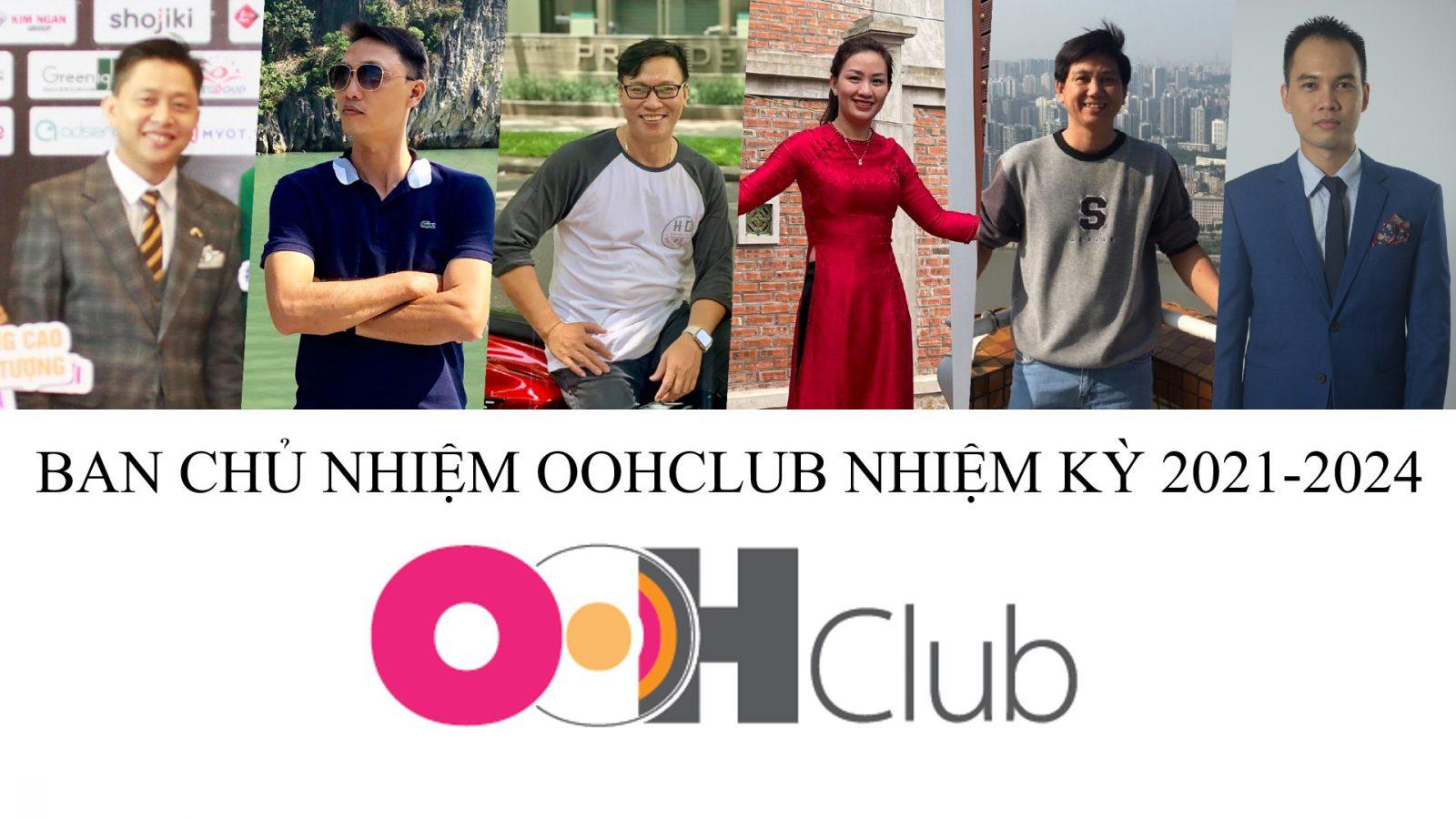 Ban chủ nhiệm OOHClub